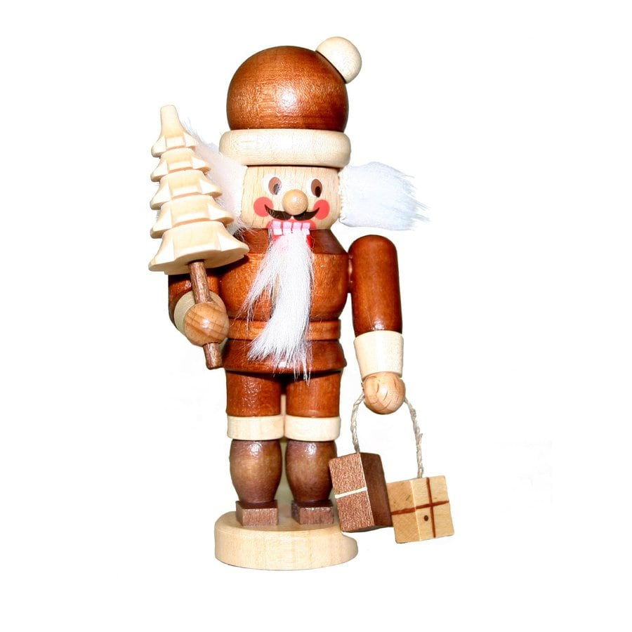 Alexander Taron Santa Nutcracker Wood Tabletop Figurine