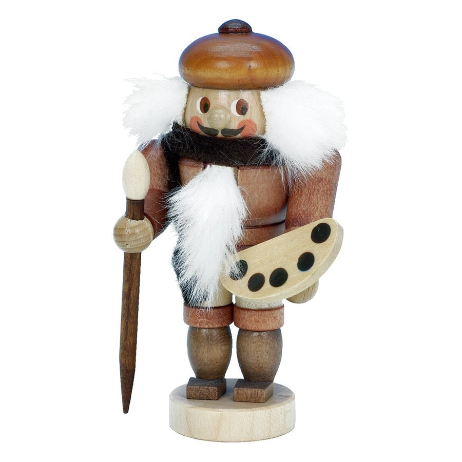 Alexander Taron Artist Nutcracker Wood Tabletop Figurine