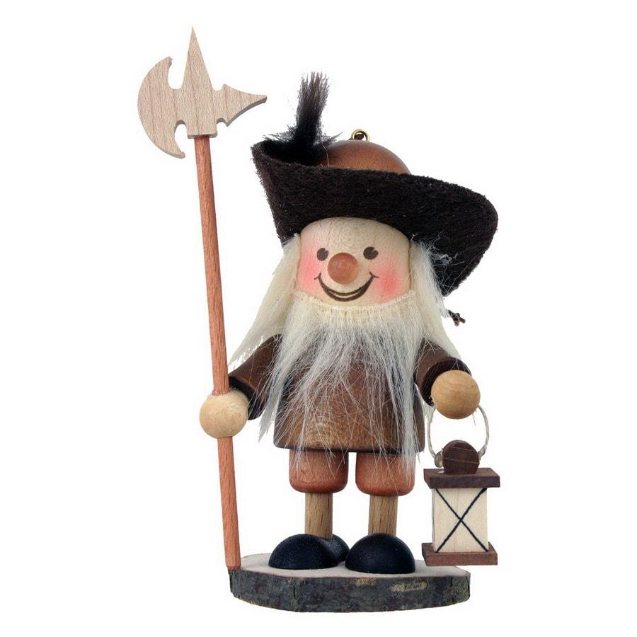Alexander Taron Wood Night Watchman Ornament