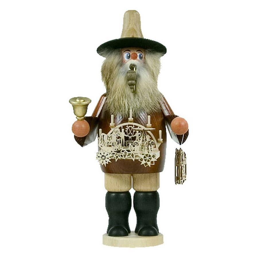 Alexander Taron 1-Piece Dregeno Tabletop Incense Burner Indoor Christmas Decoration