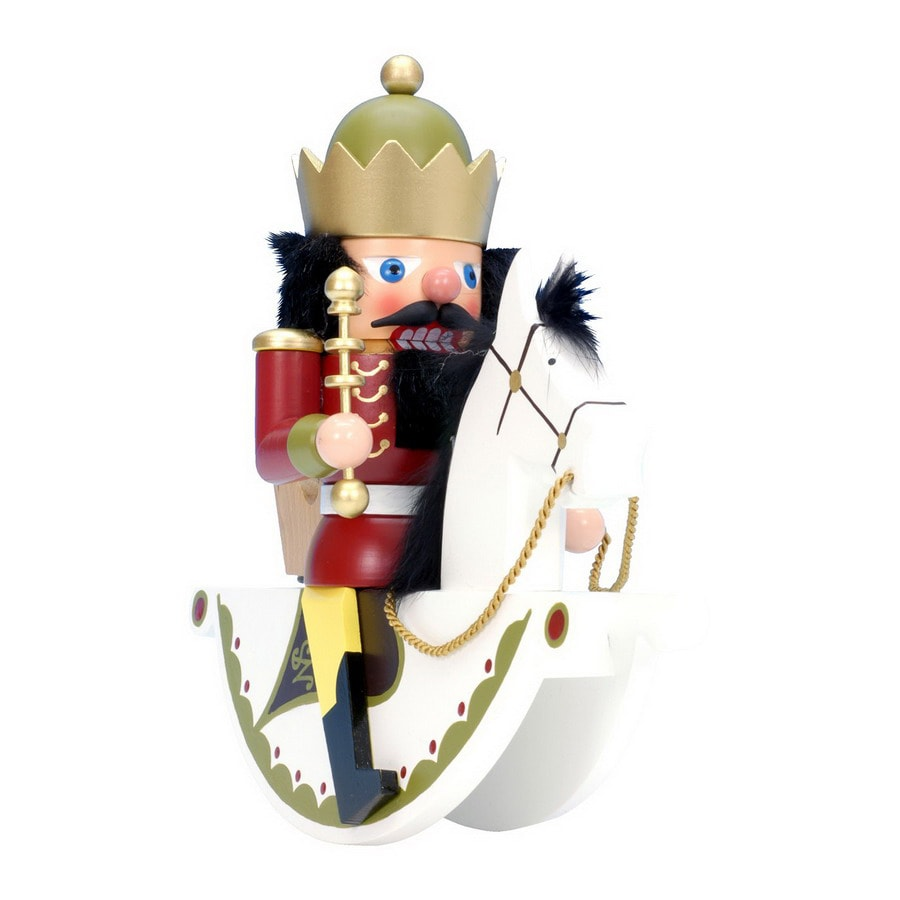 Alexander Taron Tabletop Nutcracker Indoor Christmas Decoration