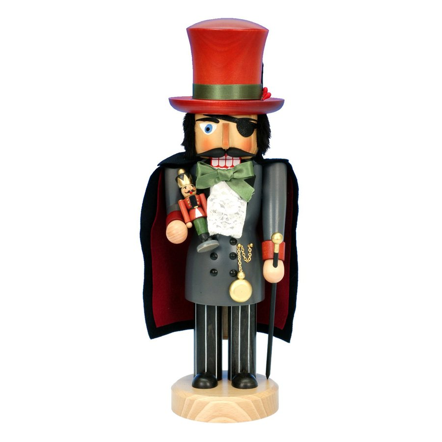 Alexander Taron Drosselmeyer Nutcracker Wood Freestanding Figurine