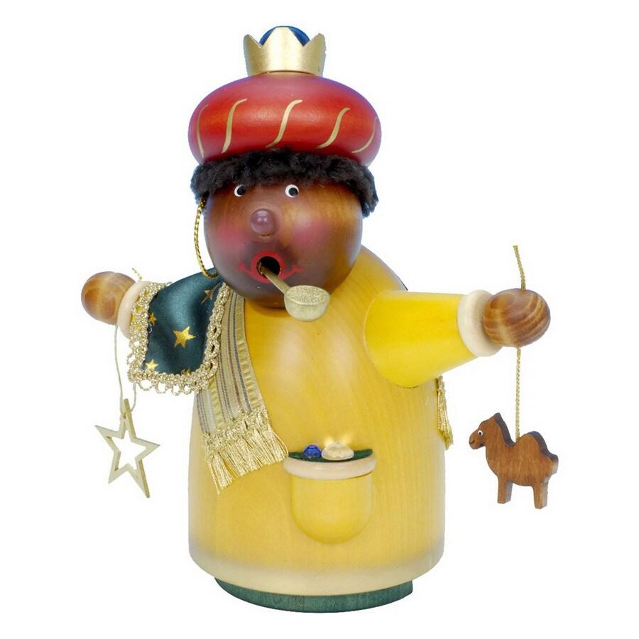 Alexander Taron Wood Balthazar Smoker Ornament