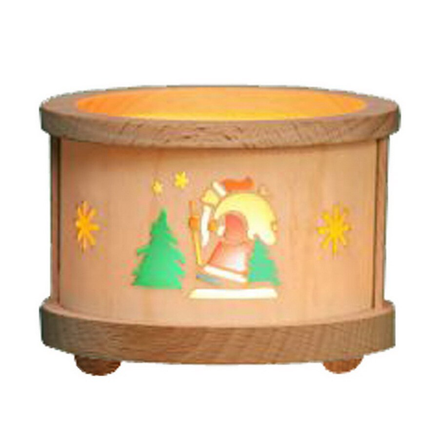 Alexander Taron Tabletop Candle Holder Indoor Christmas Decoration