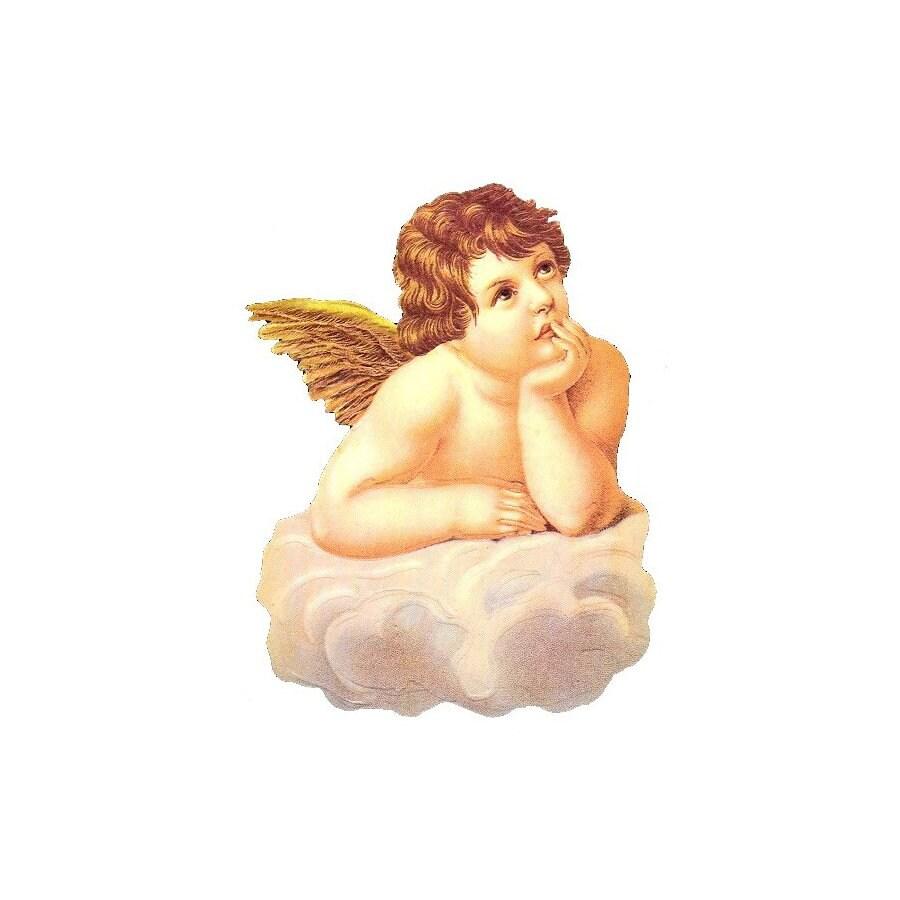 Alexander Taron 1-Pack Angel Holiday/Season Greeting Card Includes Envelope