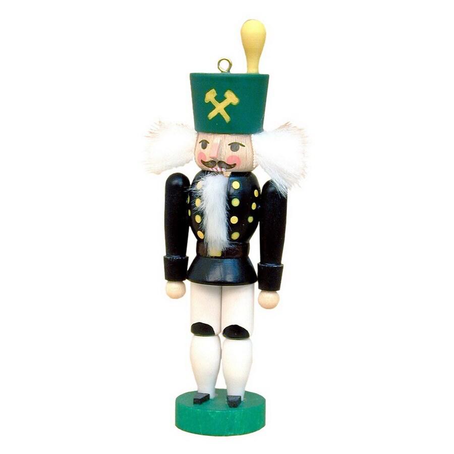 Alexander Taron Wood Miner Ornament