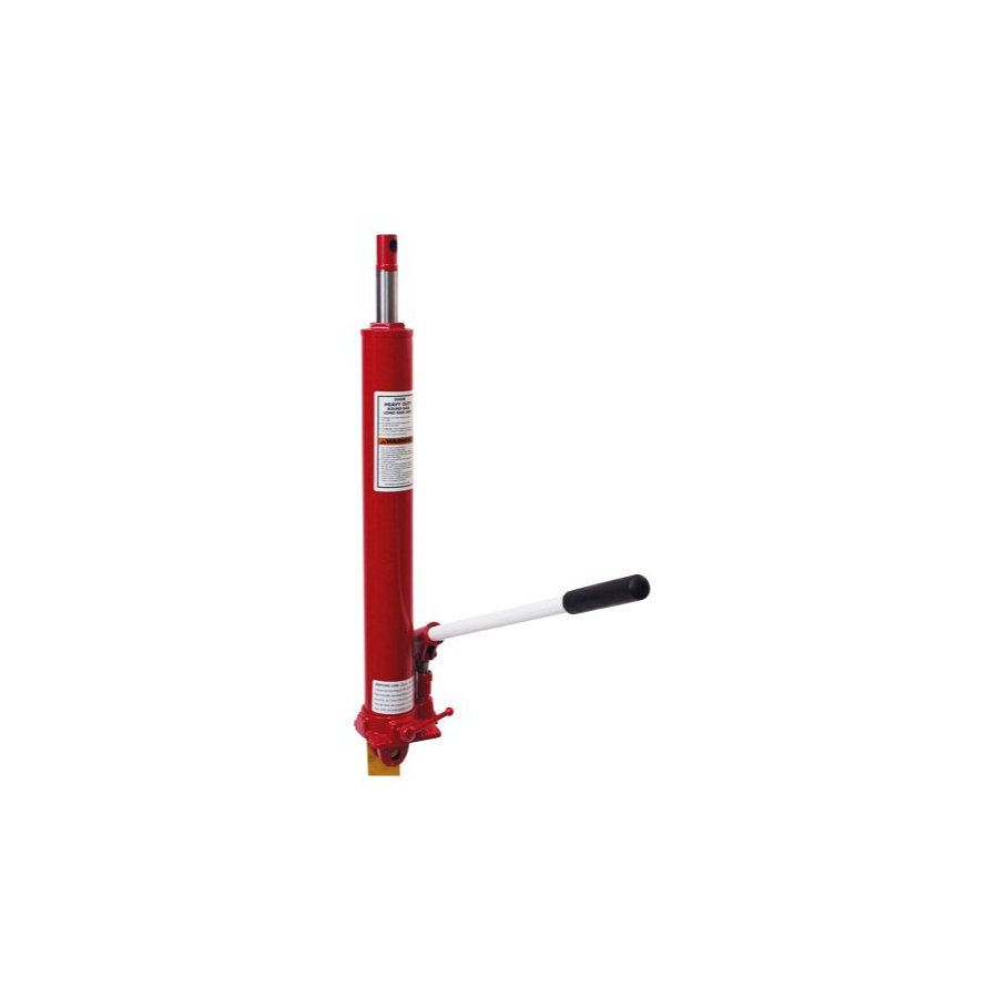 Sunex Tools 4-Ton Long Ram Jack with Round Base