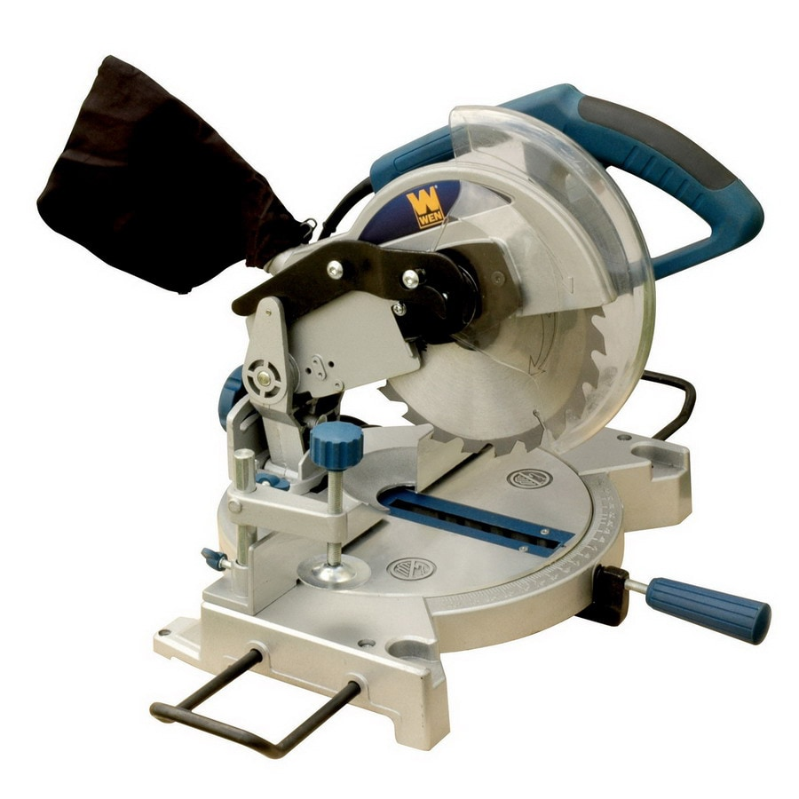 WEN Single Bevel Compound Miter Saw