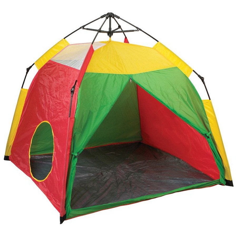 Pacific Play Tents One Touch Tent Plastic Playhouse Kit