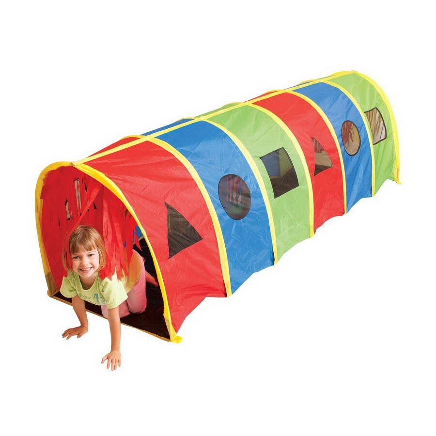 Pacific Play Tents Tickle Me 9 Geo Tunnel Metal Playhouse Kit