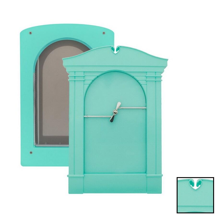 shop classy custom medium pink plastic pet door at