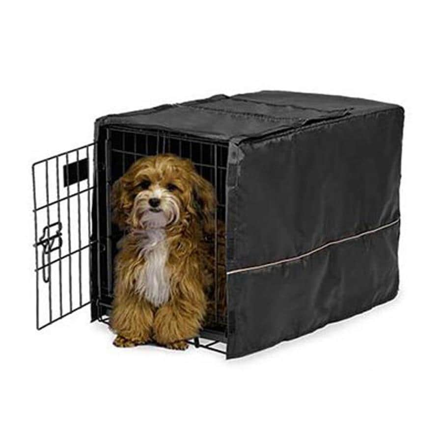 midwest pets 23-in L x 13.5-in W Polyester Shade Kennel Cover