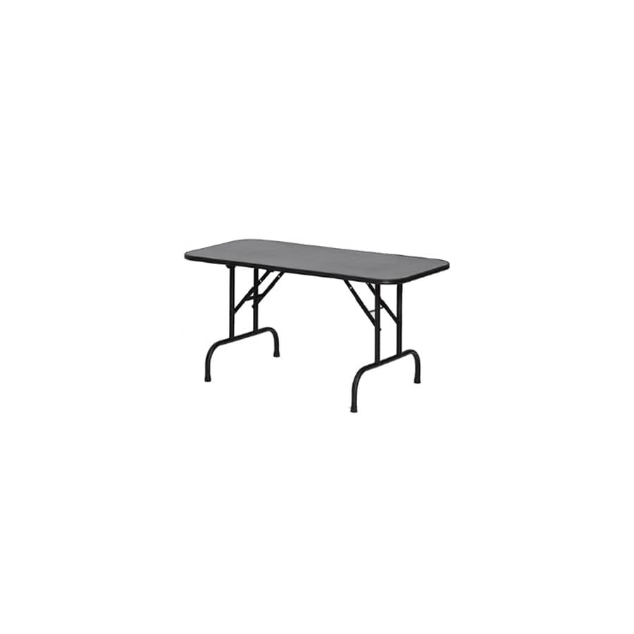 midwest pets Midwest Pets G4 Black Electro Coat Plywood 48Inch x 24Inch Grooming Table Dog Grooming Table