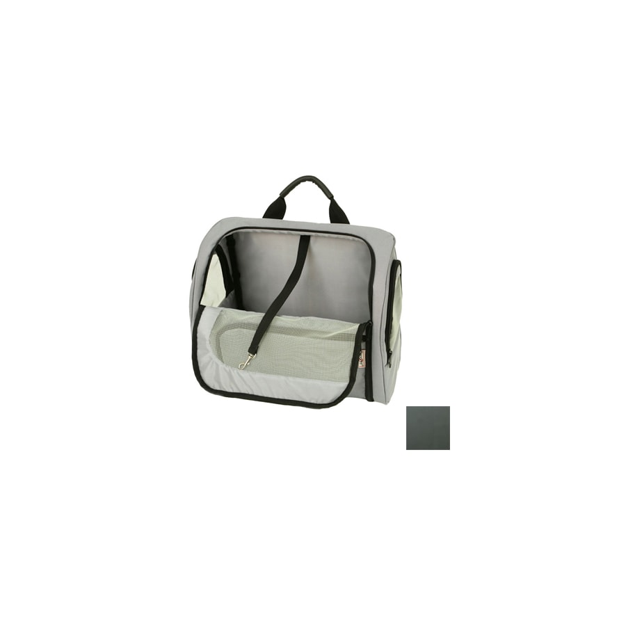 Snoozer 1.33-ft x 0.6-ft x 1.04-ft Grey Pet Carrier