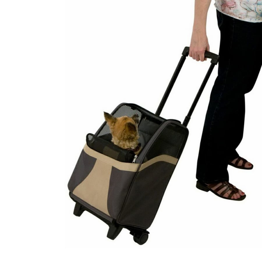 Snoozer 0.6-ft x 1.41-ft x 1-ft Pet Carrier