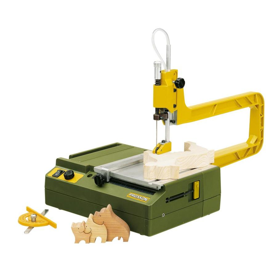 Shop Proxxon Variable Speed Scroll Saw At Lowes Com