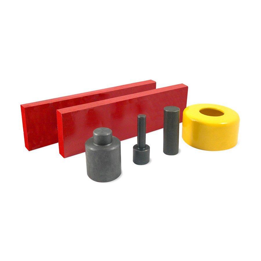 Sunex Tools Sunex Tools 52 6-Piece Shop Press Accessory Kit