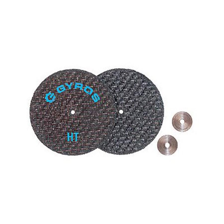 Gyros 50-Count Fiber Cutting Wheels