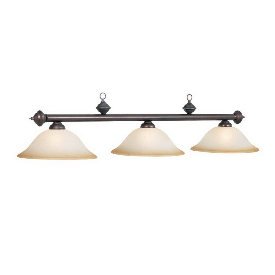 RAM Gameroom Products School House Oil-Rubbed Bronze Pool Table Lighting