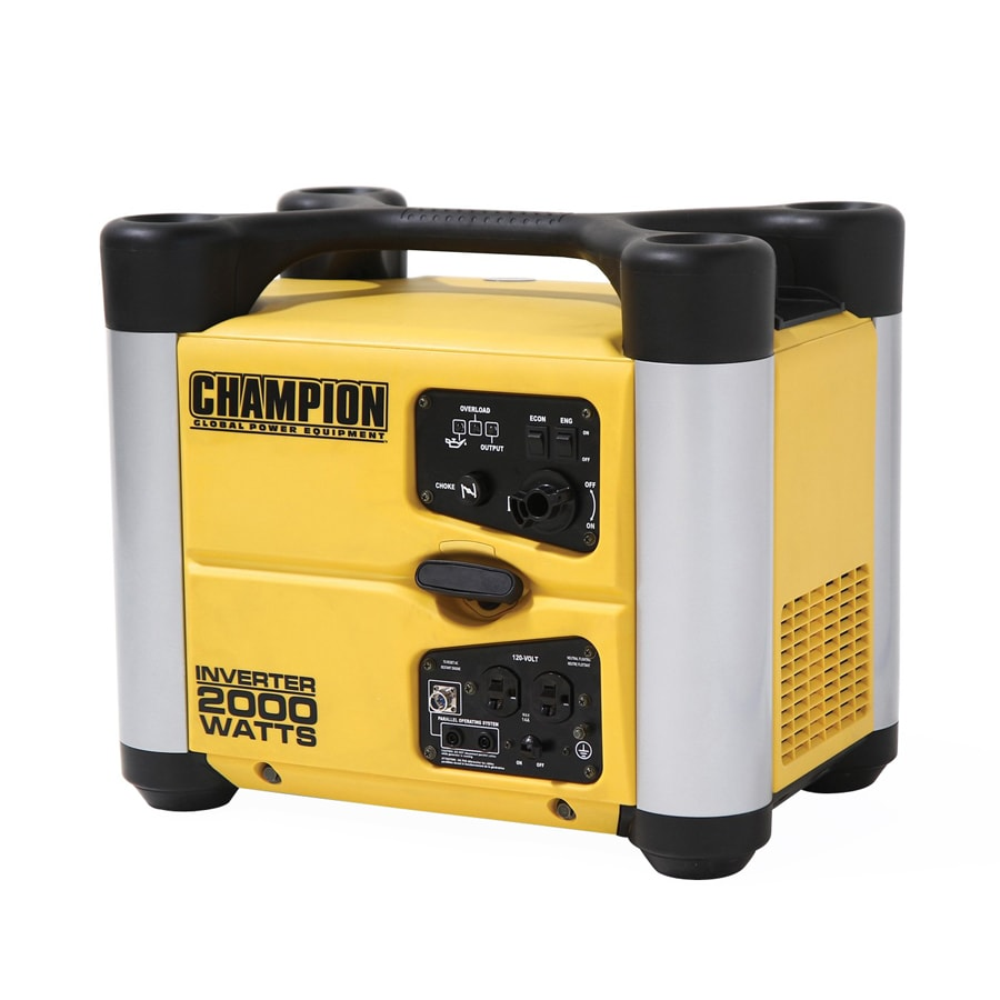 Champion Power Equipment 1600-Running Watts Portable Generator
