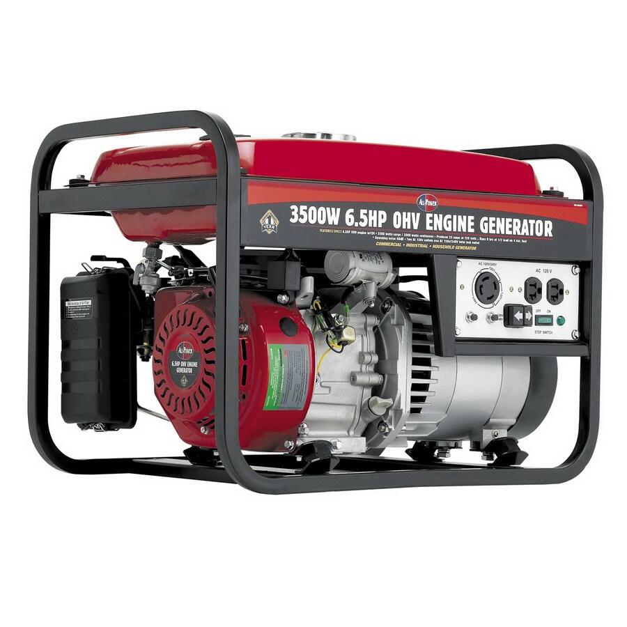 All-Power America 3,000-Running Watts Portable Generator