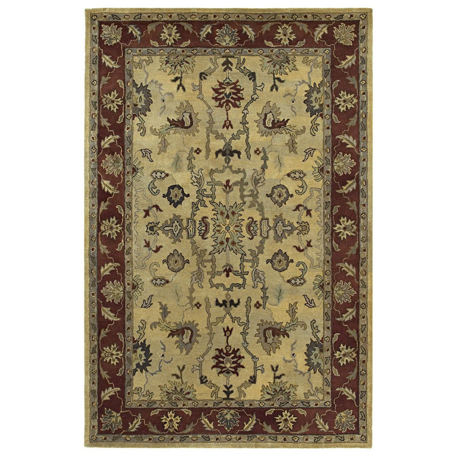 Kaleen Presidential Picks 2-ft 3-in W x 8-ft L Multicolor Wool Runner