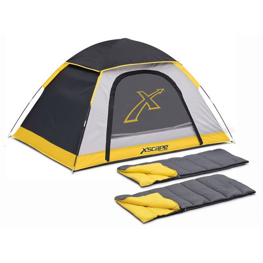 Xscape Explorer 2 and Sleeping Bag Combo