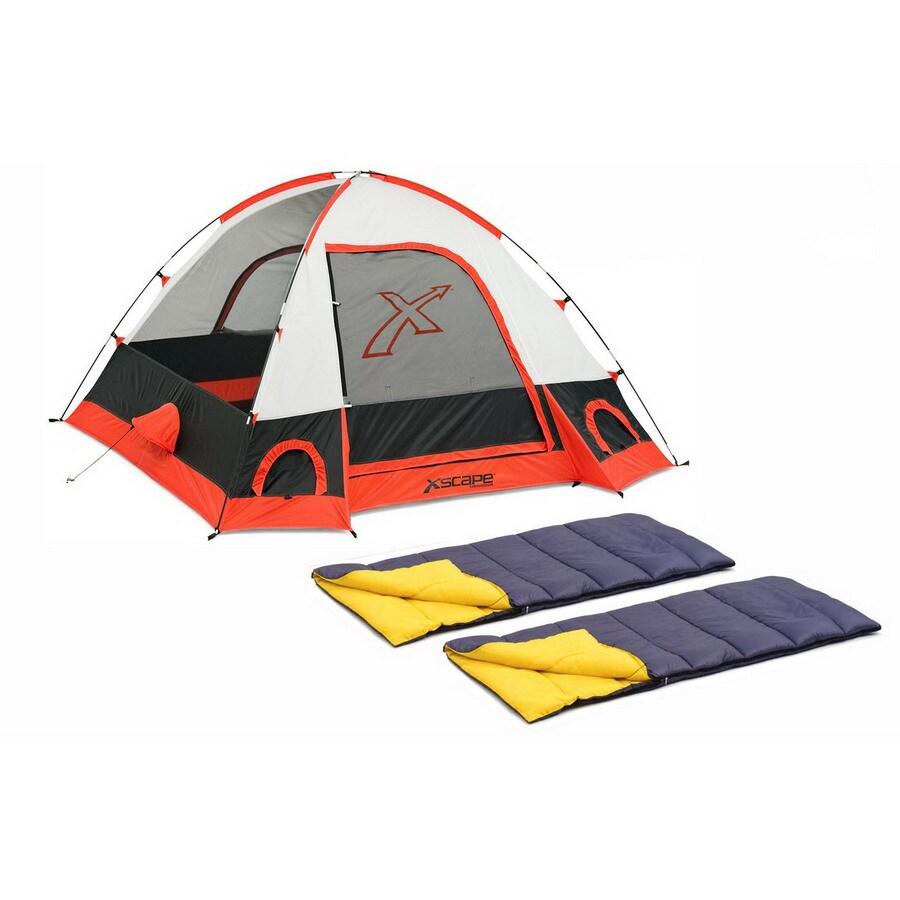 Xscape Torino 3 and Sleeping Bag Combo