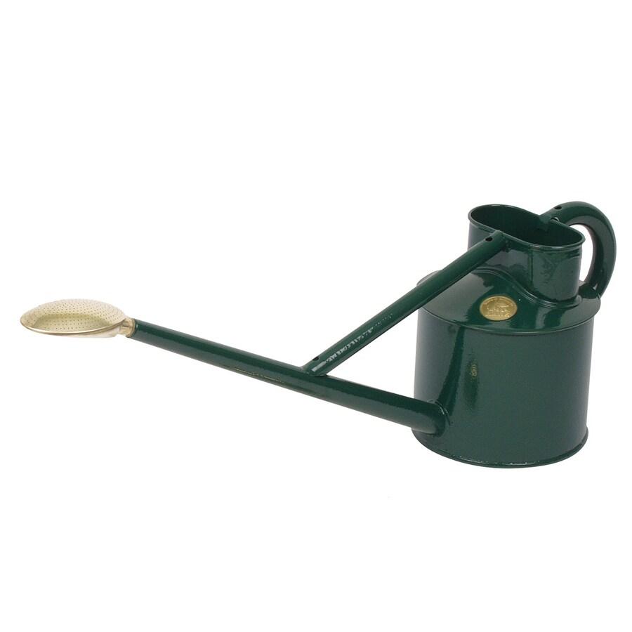 Bosmere 0.92-Gallon Dark Green Metal Professional Watering Can