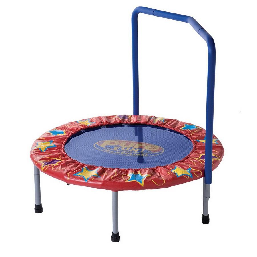 Pure Fun 3-ft Round Kids Trampoline