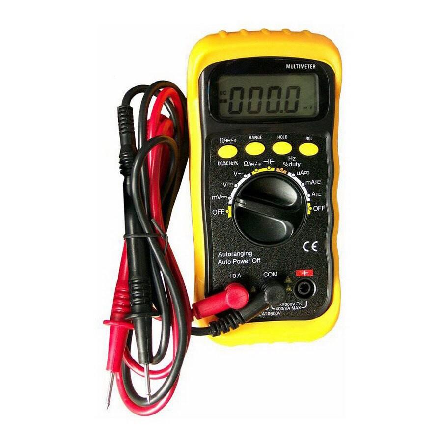 Morris Products Digital Multimeter Meter