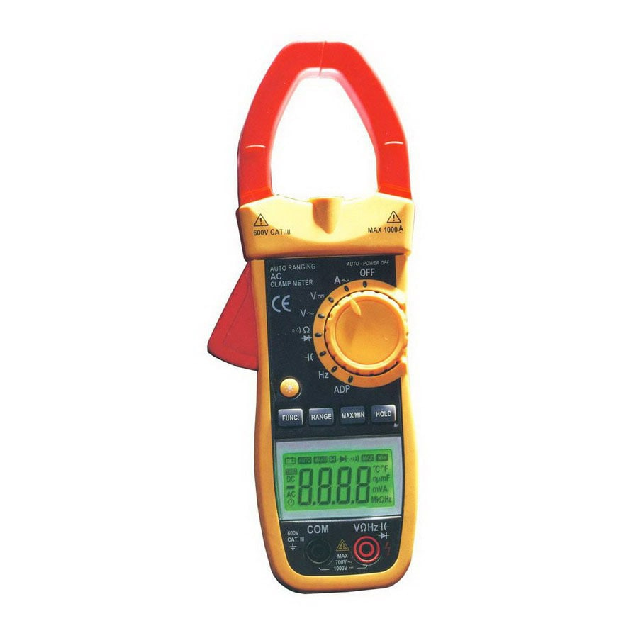 Morris Products Digital Clamp Meter