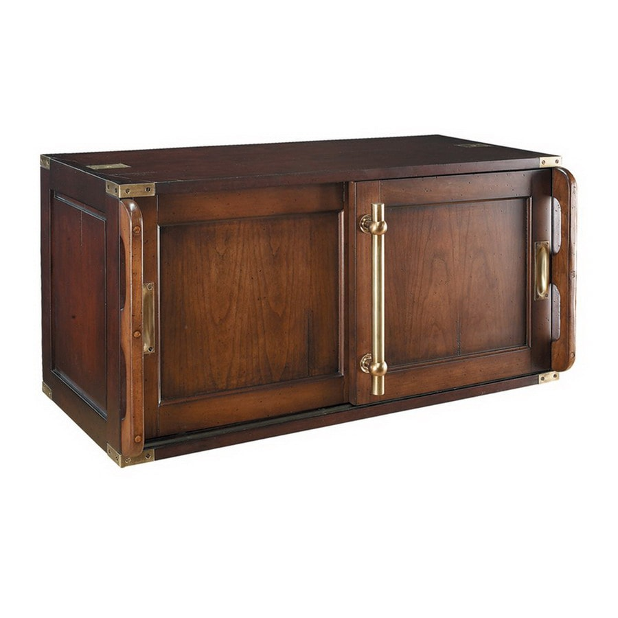 Shop Authentic Models Campaign 1Shelf Office Cabinet at