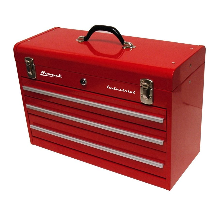 High Quality 3 Drawer Lockable Steel Drawer Unit With