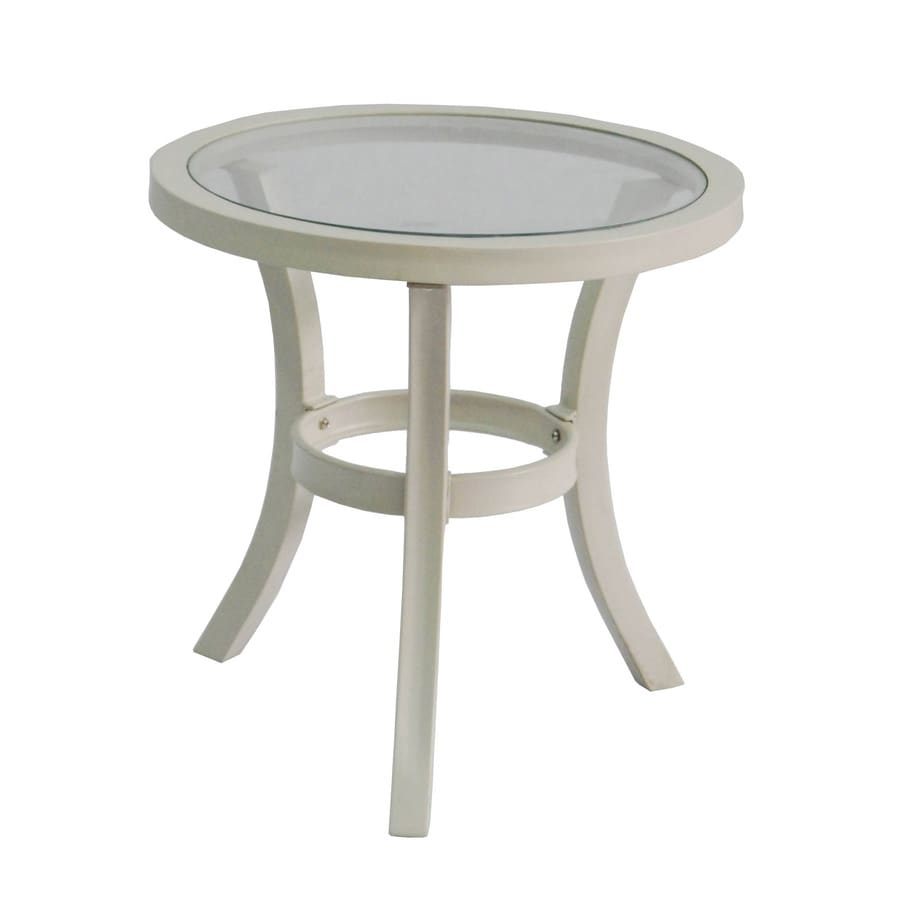 allen + roth Belsay Round End Table