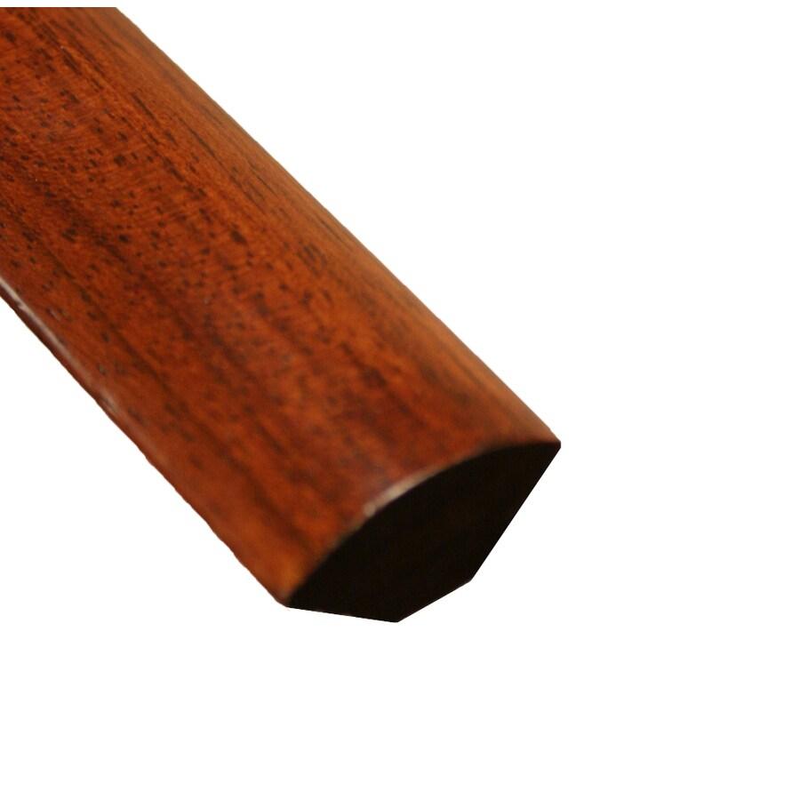 easoon 0.75-in x 78-in Red Quarter Round Floor Moulding
