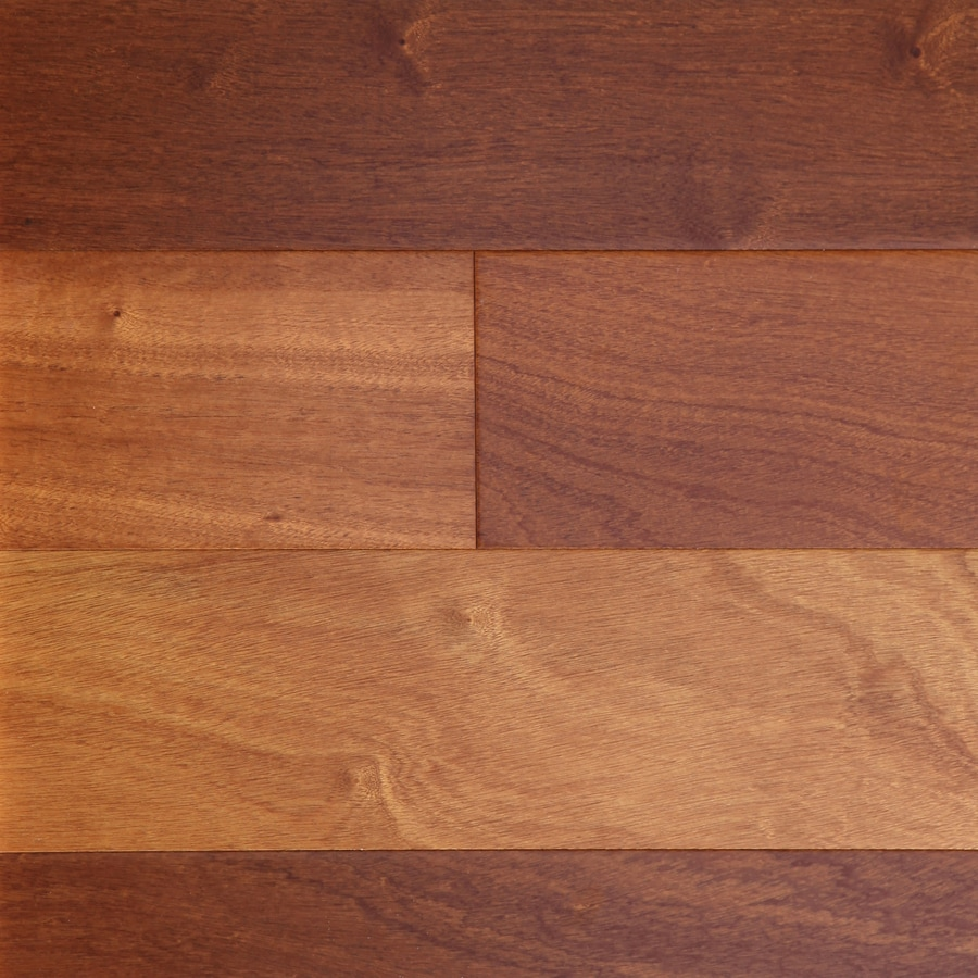 easoon Exotic DIY Natural Sapelle Hardwood Flooring (26.05-sq ft)