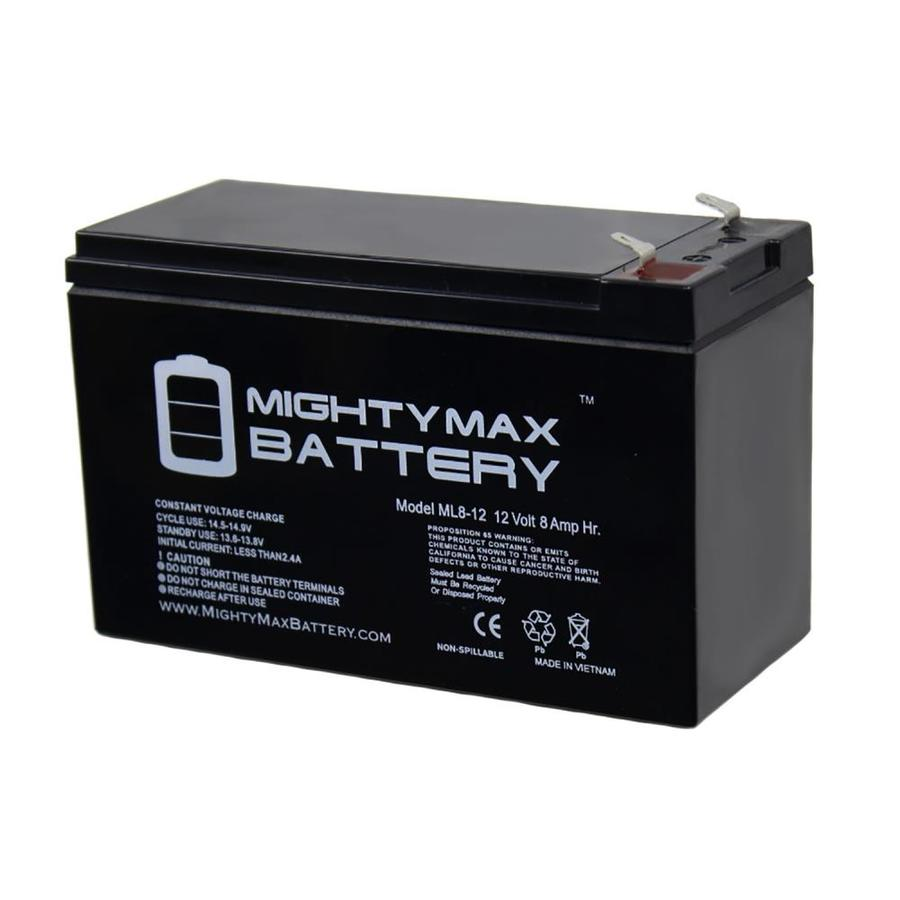 Mighty Max Battery 12V 9AH Compatible Battery for APC UPS Power Backup Systems 6 Pack Brand Product