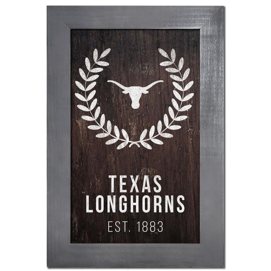 24 University of Texas Longhorns Wreath