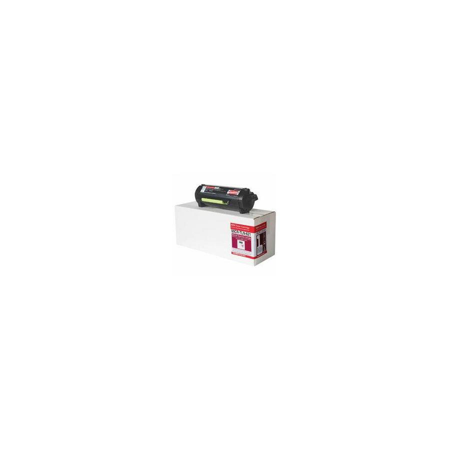 Alternative for Lexmark Black MicroMICR MICR Toner Cartridge