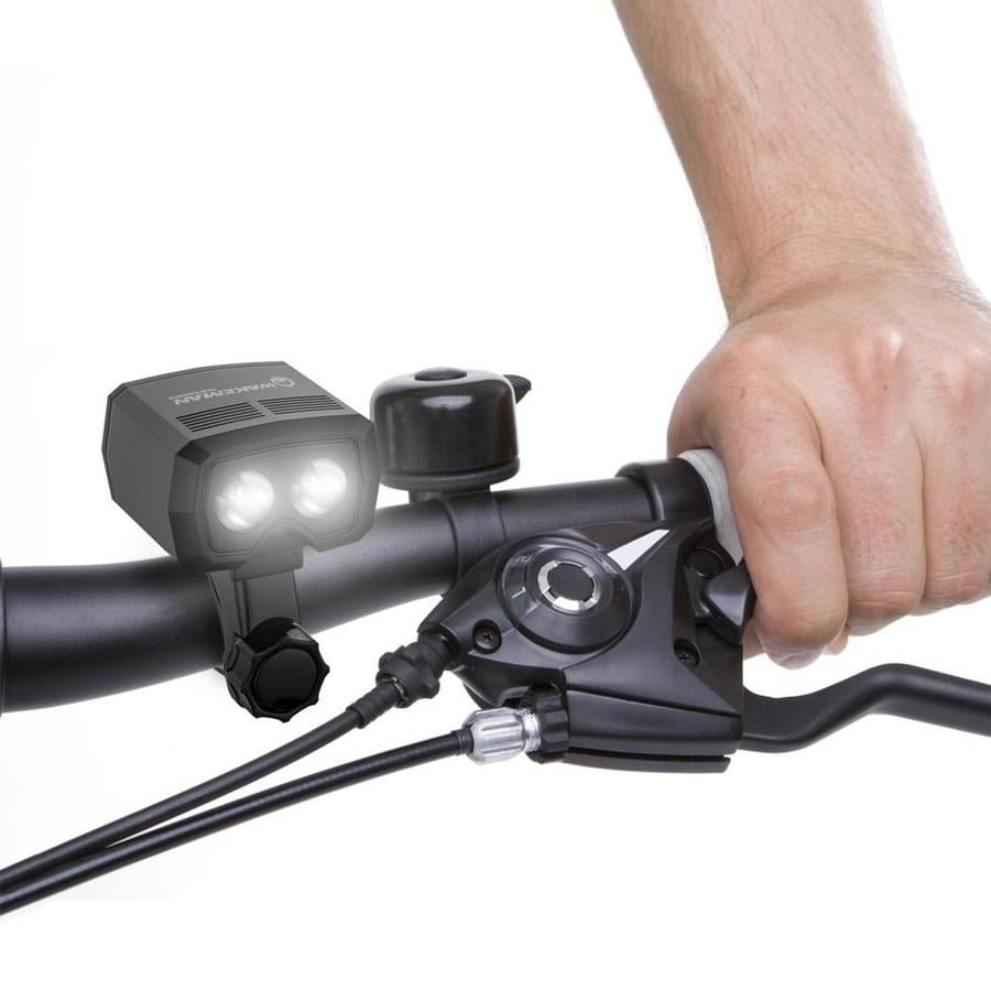 Road Bike LED Front Light Cycling Rechargeable Headlamp Bright Headlight 5 Modes