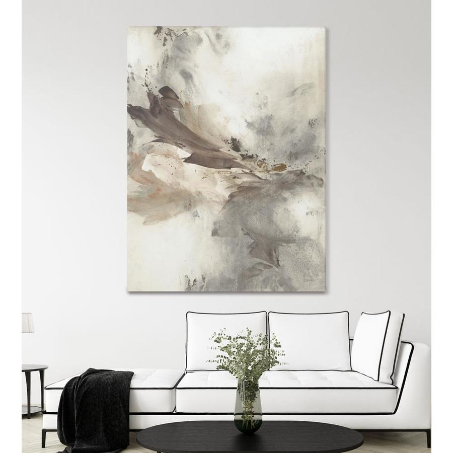 Giant Art Intrinsic Fine Canvas Print In The Wall Department At Lowes Com