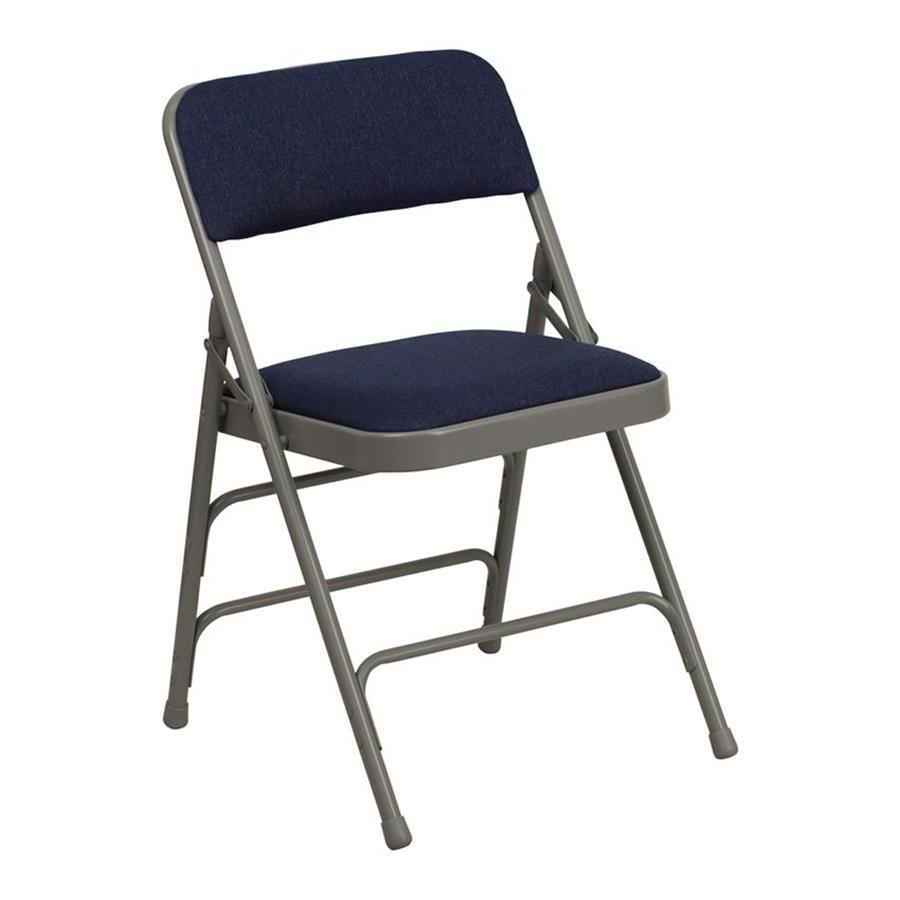 Flash Furniture Indoor/Outdoor Steel Standard Folding Chair