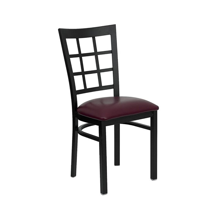 Flash Furniture Black Side Chair