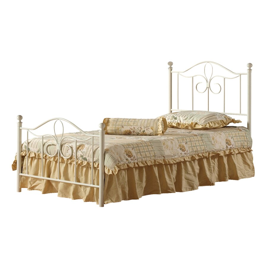 Hillsdale Furniture Westfield Off White Twin Bed