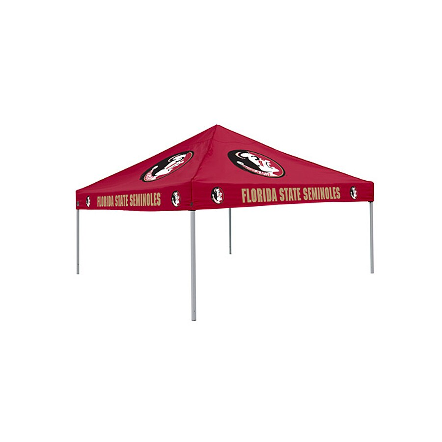 Shop Logo Chairs Tailgating Tent 9 Ft W X 9 Ft L Square