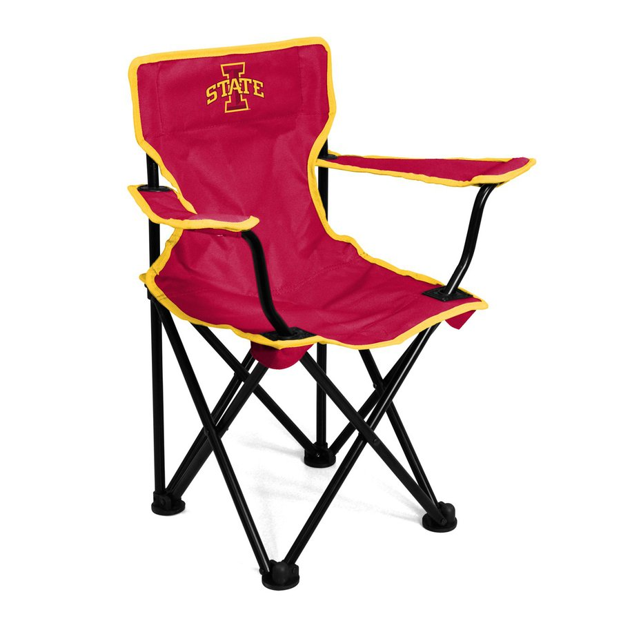 Logo Chairs Iowa State Cyclones 21-in Kids Chair