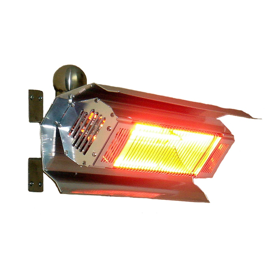 Fire Sense Stainless Steel Electric Patio Heater
