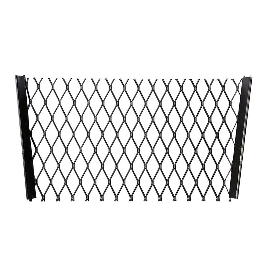 ACHLA Designs Steel 18-in -Bar Fireplace Grate with Ember Retainer