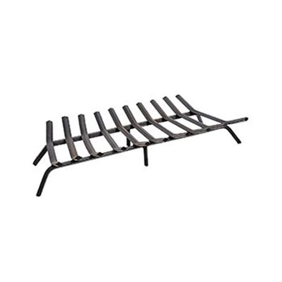 ACHLA Designs 3/4-In Steel 36-in 10-Bar Fireplace Grate Bar